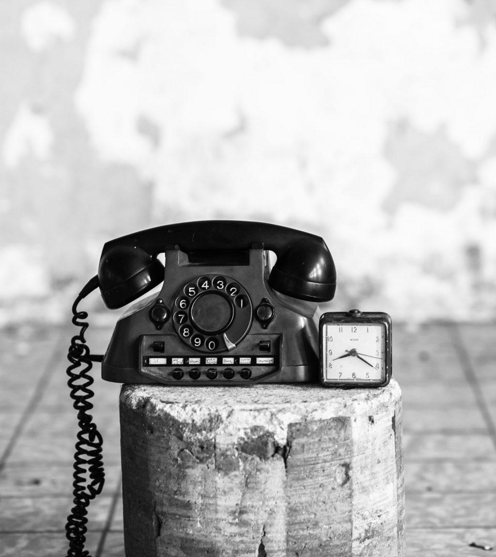 telefoon-met-klok